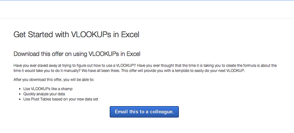 enviar por correo electrónico a un colega