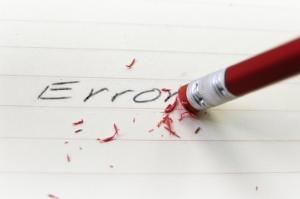 Graves errores en tu blog que debes evitar desde ya