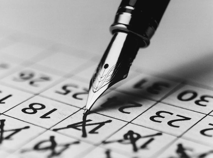 La importancia de mantener un calendario para tu estrategia en las redes sociales