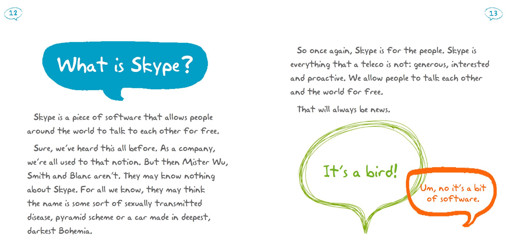 Skype-Filosofia
