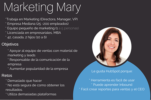 Marketing-Mary