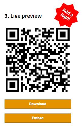 código QR en GOQR.me