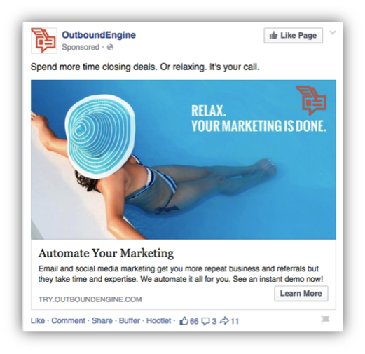 how to build facebook ads in hubspot
