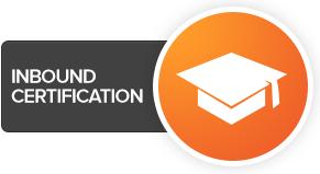 Logo Inbound Certification