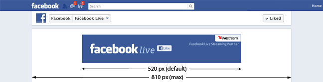 Facebook medidas para pestaña personalizada Ideario Marketing