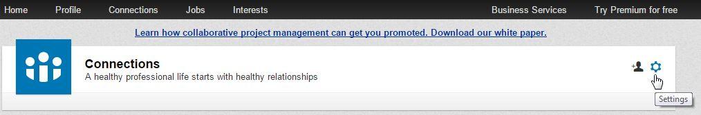configuración-contactos-LinkedIn