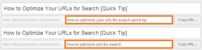 indicación-URL