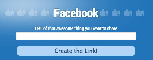 FacebookShareLink