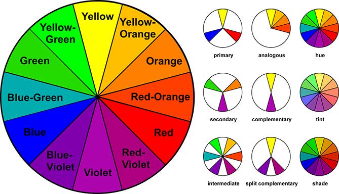esquema color diseno