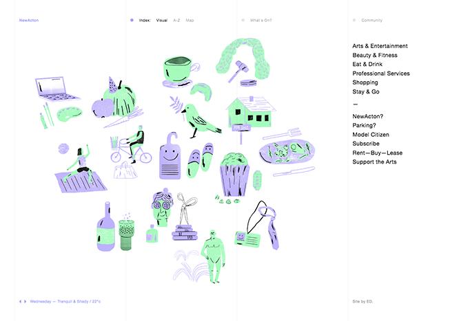 Tendencias de diseño web ED
