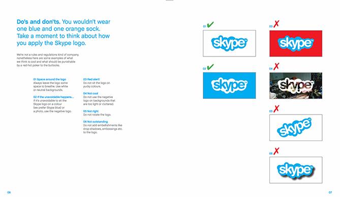 ejemplos brand book