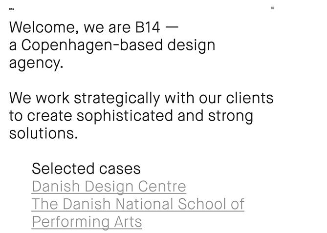 Tendencias de diseño web B14