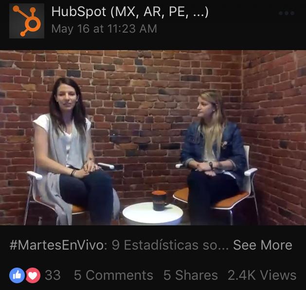 como transmitir facebook live