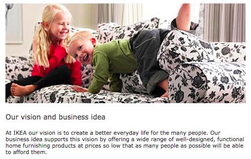 IKEA branding strategy