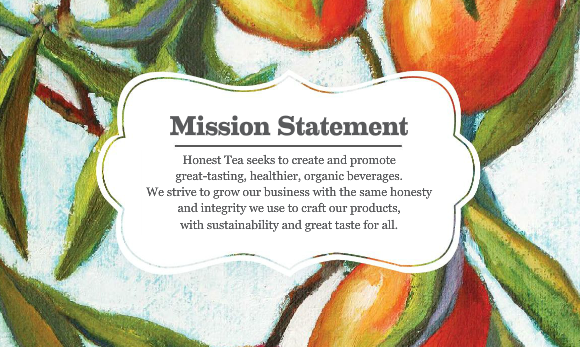 Ejemplo de misión de una empresa: honest Tea