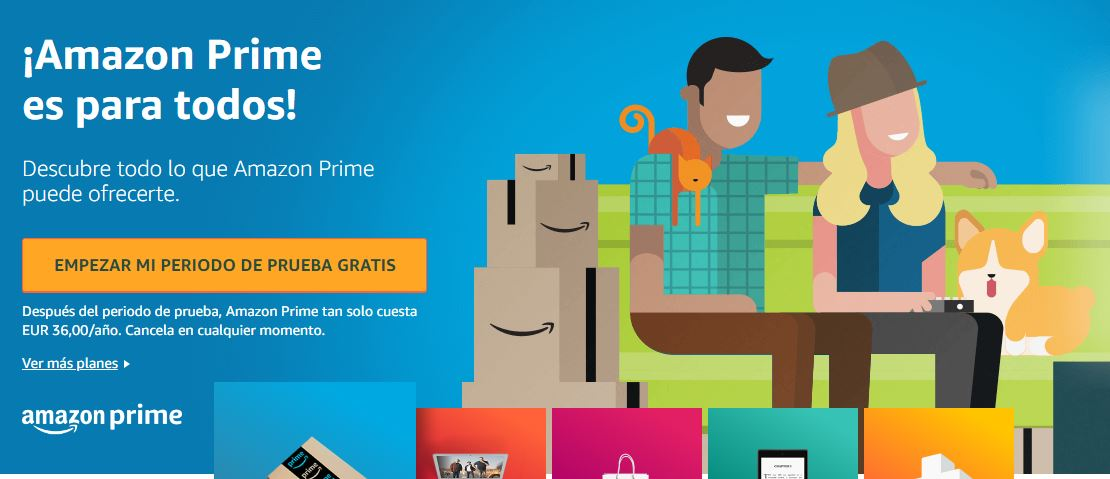 Amazon Ventaja competitiva