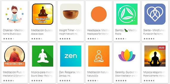 Apps como infoproductos en Play Store