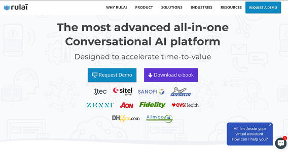 Chatbot de inteligencia artificial Rulai