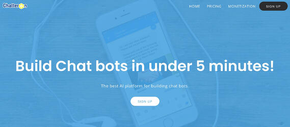 Chatbot para Wordpress de ChatterOn