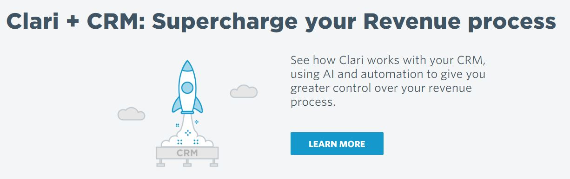Clari, herramienta de automatización para integrar al CRM de ventas