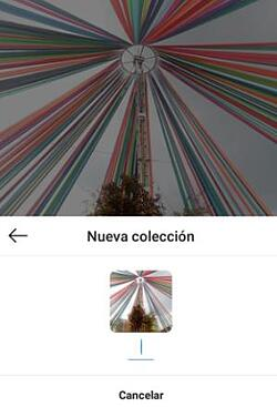 Cómo guardar una foto en una colección de Instagram