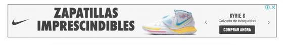 Cómo hacer un banner- ejemplo de Nike