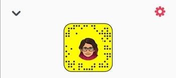 Cómo usar Snapchat- foto de perfil