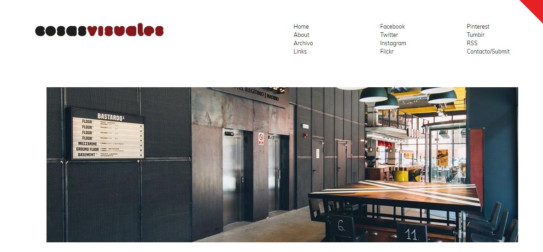 Cosas visuales blogs de diseño