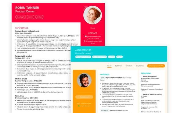 Creador de currículum gratis de DoYouBuzz
