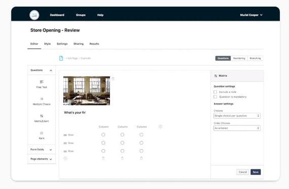 Crowdsignal, herramienta para encuestas de ventas