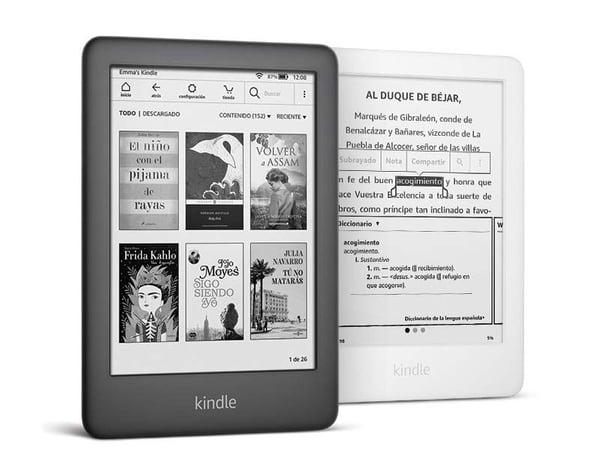 Kindle como regalo para clientes