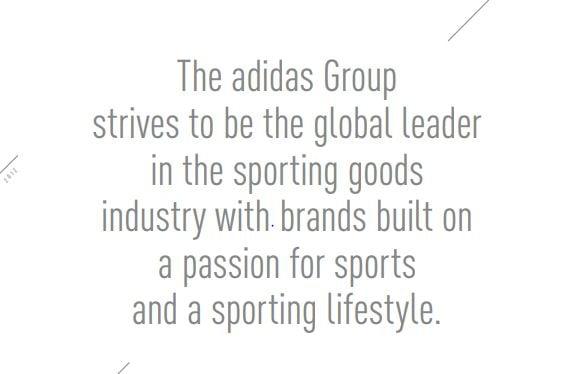 Misión de Adidas