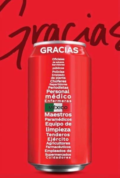 Ejemplo de la estrategia de retención de clientes de Coca Cola