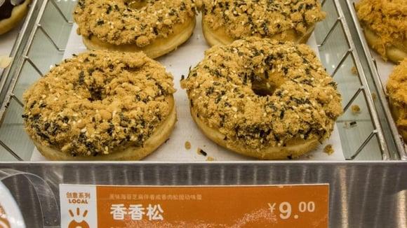 Ejemplo del marketing global de Dunkin Donuts