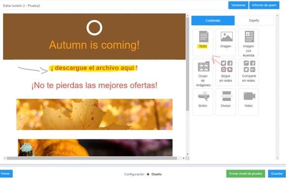 Herramienta Mailrelay de email marketing