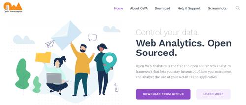 Herramienta para medir la tasa de rebote- Open Web Analytics