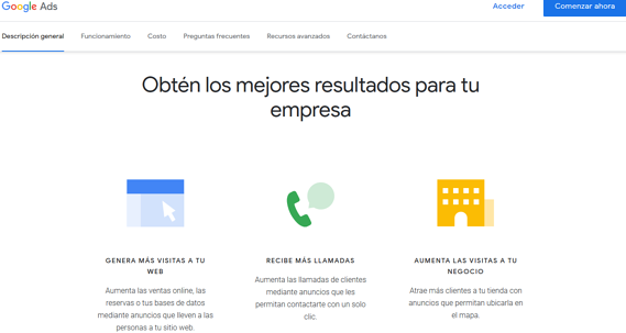 Herramientas de marketing digital- Google Ads