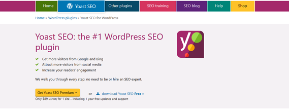 Herramientas de marketing digital- Yoast para WordPress