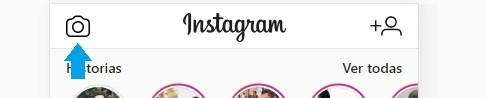 Historias instagram odernador