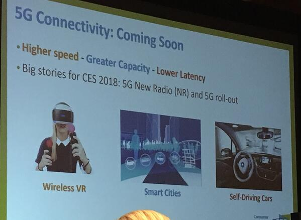 Las 7 tendencias de tecnología CES 2018