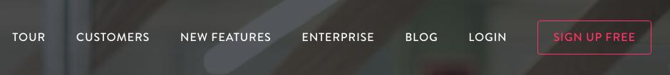 Ejemplo de diseño para buena experiencia de usuario: InVision