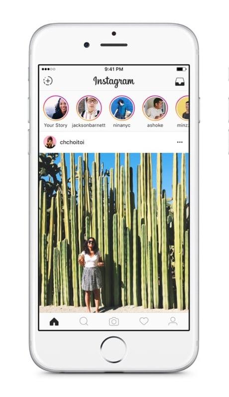 como crear historias de instagram