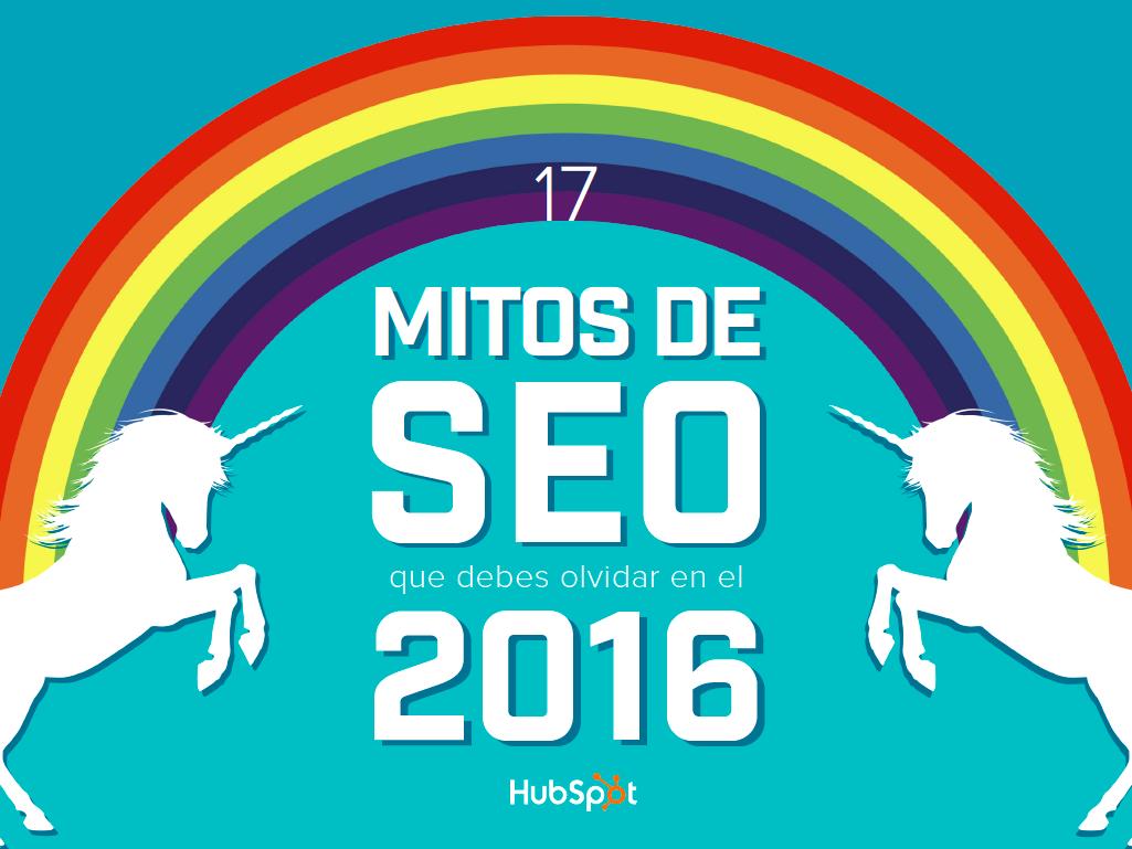 Mitos SEO cover