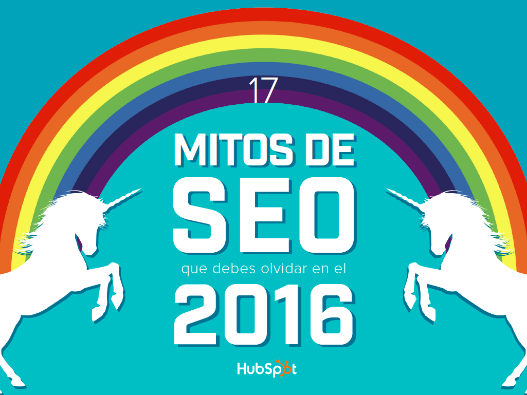Mitos SEO cover