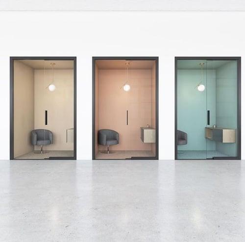 Oficinas creativas - espacios individuales