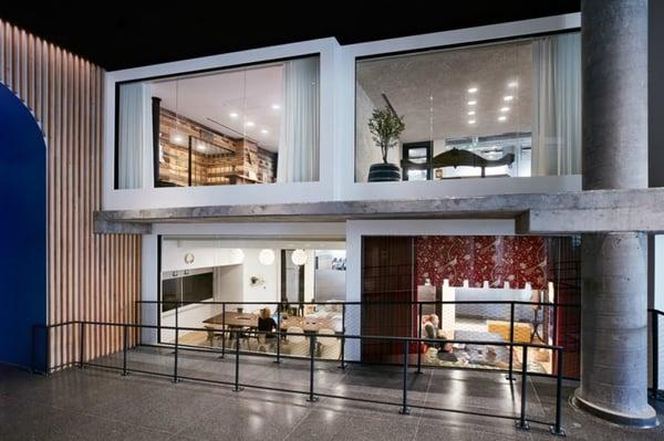 Oficinas creativas de Airbnb-2