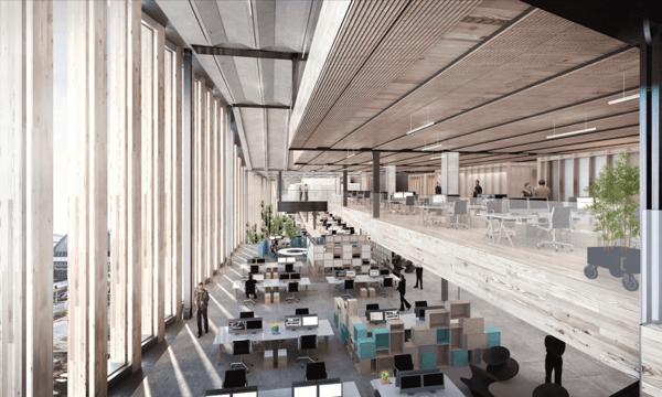 Oficinas creativas de Google en Londres