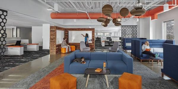Oficinas creativas de HubSpot-1
