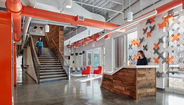 Oficinas creativas de HubSpot-2