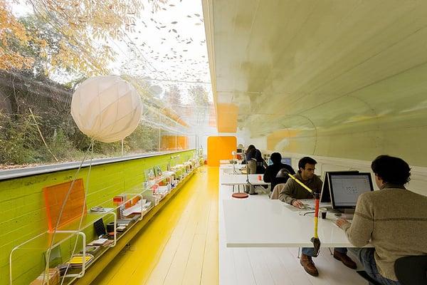 Oficinas creativas de Selgascano-1